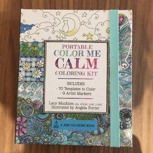 New Zen coloring book